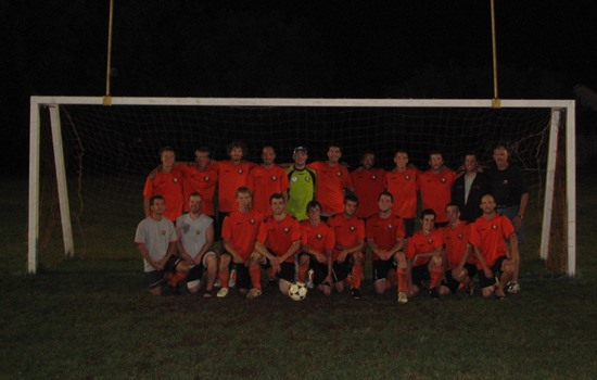 2010 Brighton Orange Div 1 League Winners