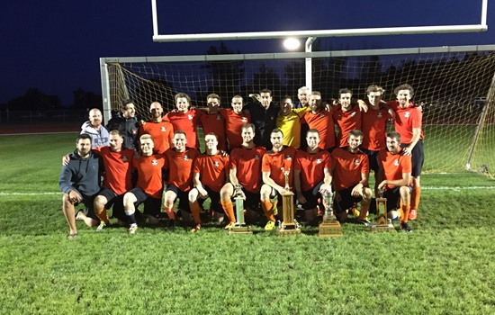 2017 Brighton Orange Div 1 Cup and League Tournamnet Champions