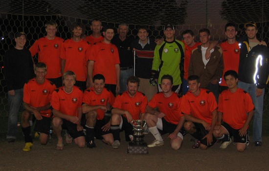 2008 Brighton Orange Div 1 League Winners