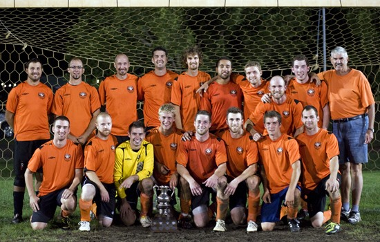 2011 Brighton Orange Div 1 League Winners