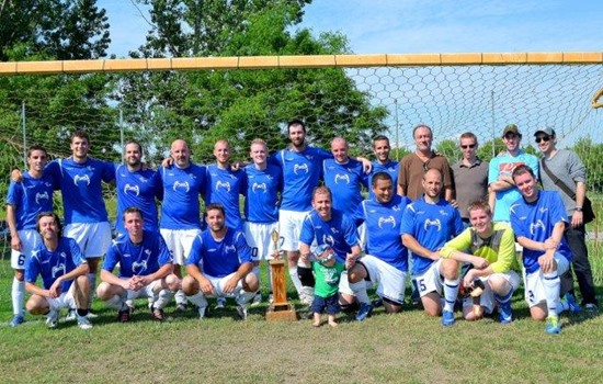 2012 Fury Div 1 Cup and League Tournament Winners