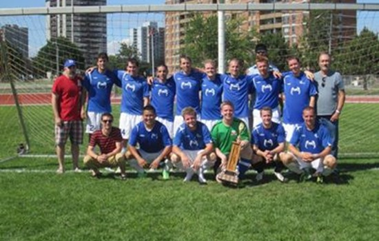 2013 Fury Div 1 League Tournament Winners