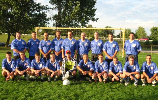 2002 Hellenics 2 (Fury) Div 2 league Winners