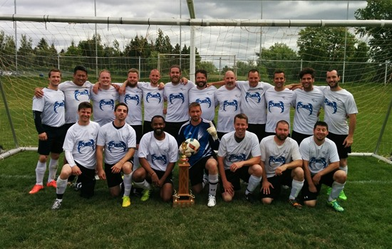 2016 Fury League Tournament Winners