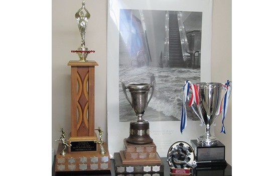 BQMSL League and Cup Hardware
