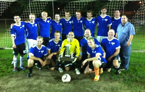 2012 Colborne Div 2 Cup Winners